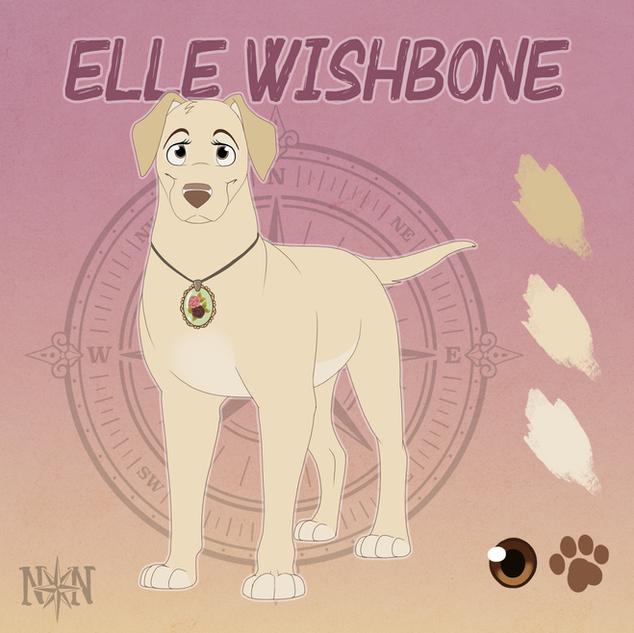 Elle Wishbone