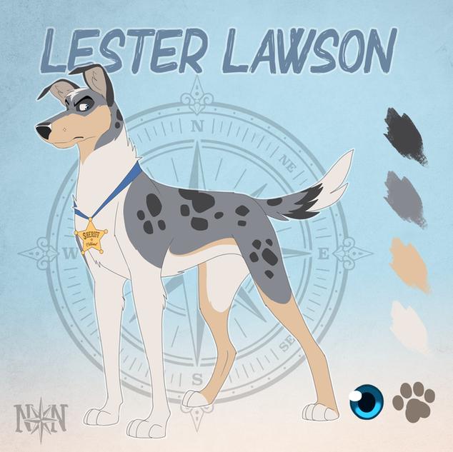 Lester Lawson