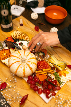 Styled Pop-Up Thanksgiving