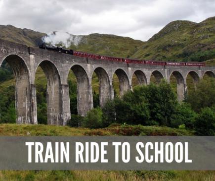 TrainRideTo_School