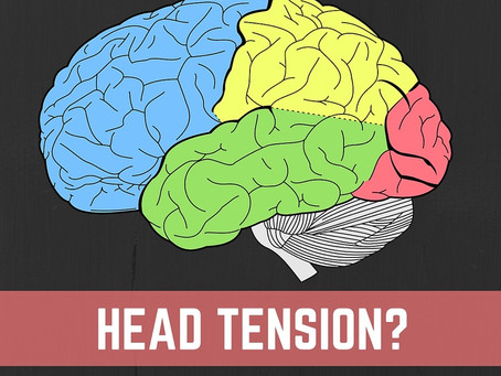 Do you suffer with head tension?