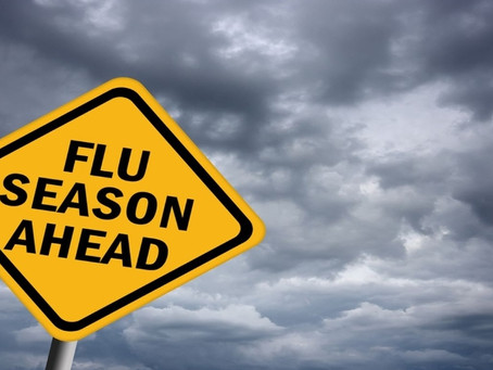 Flu season is upon us. Stay protected and read on…….