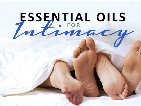 Essential oils in the bedroom ooooh la la
