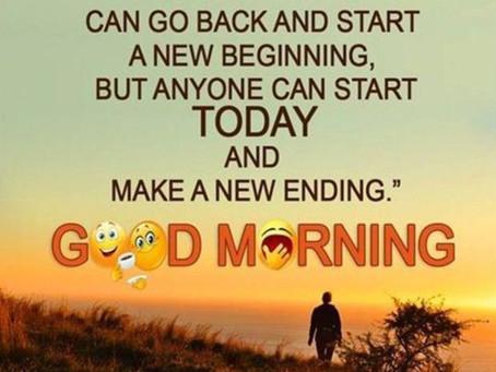 Monday Morning QOTD