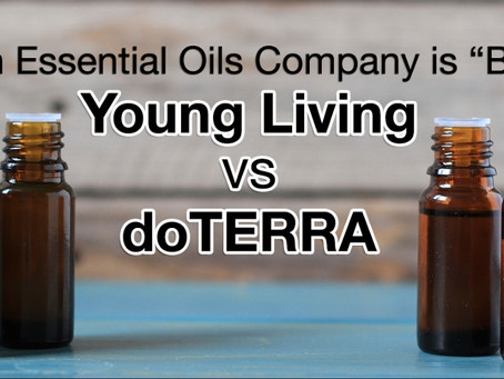 YOUNG LIVING v – doTERRA Know the Difference