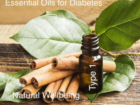 Essential oils that support Type 1 Diabetes