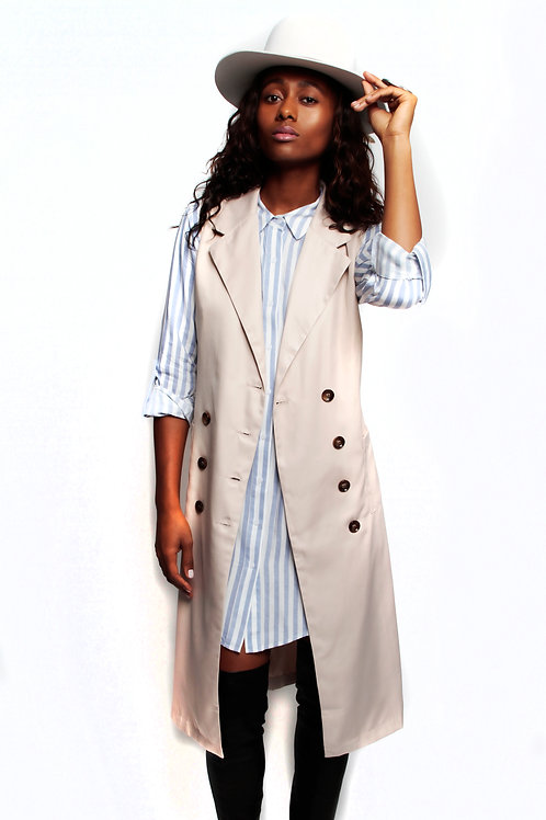 Annie Shirt Dress