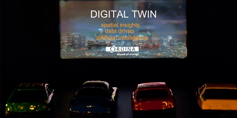 Data Driven Drive-in conference