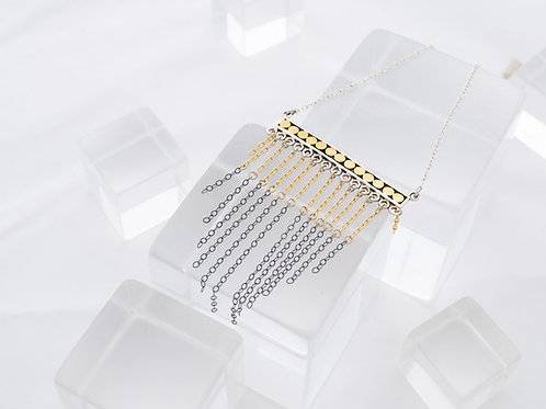 Be A Light Chandelier Necklace