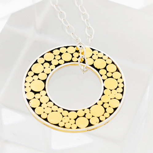Celebration Circle Necklace (Large)