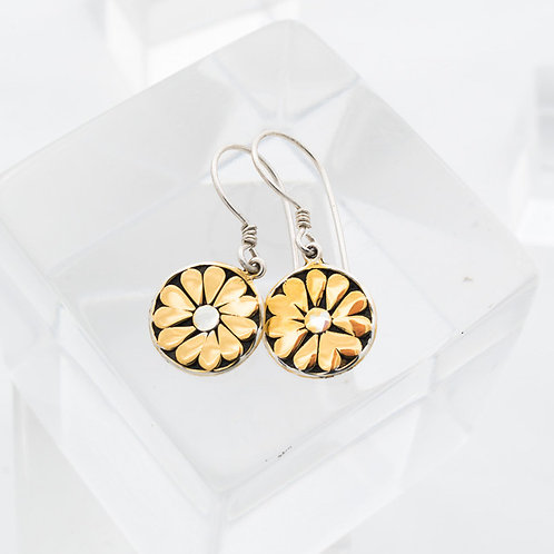 Be A Light Flower Earrings (Mini)