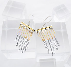 Double Life Chandelier Earrings (Medium)