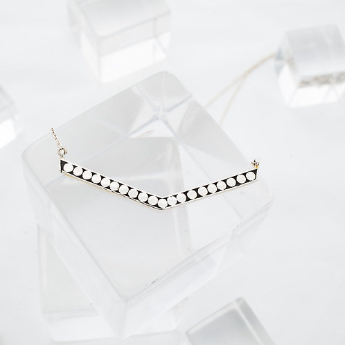Long Value Yourself Necklace