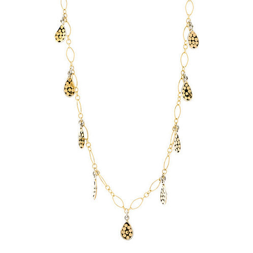 Be A Light Multi Teardrop Necklace