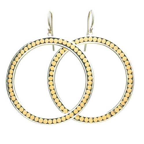 Life Circle Earrings (Large)