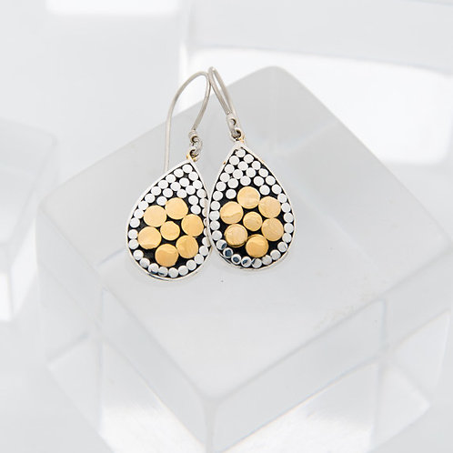 Be A Light Flower Earrings (Small)