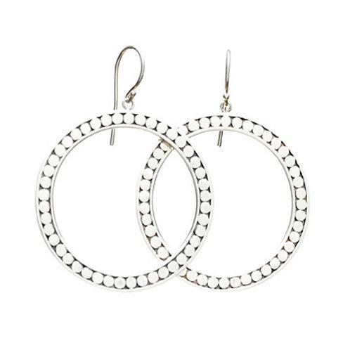 Life Circle Earrings (Medium)