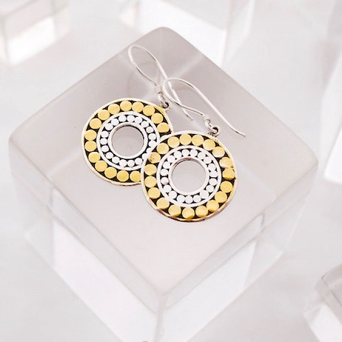 Double Life Small Earrings