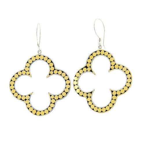 A Little Bit of Luck Earrings (Large)
