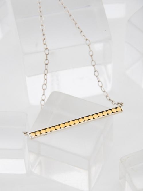Be A Light Bar Necklace