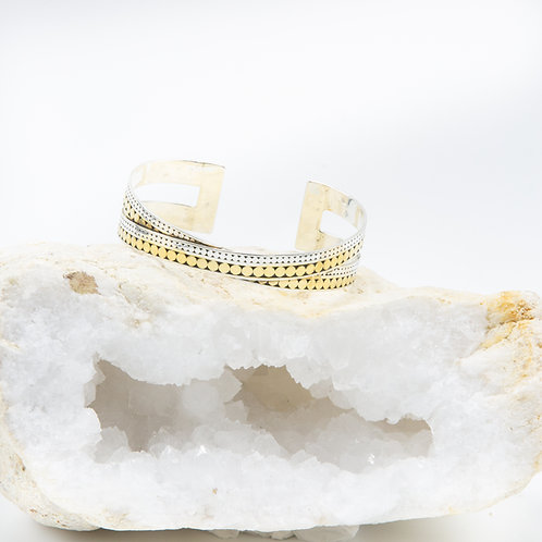 The Be a Light Double Cuff