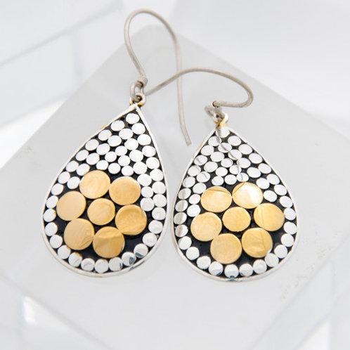 Be A Light Flower Earrings (Large)