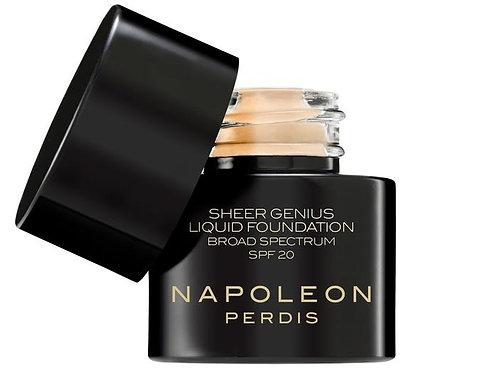 Sheer Genius Liquid Foundation