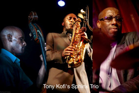 Tony Kofi Sphinx Trio