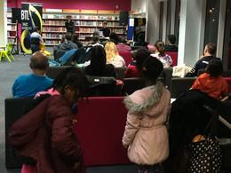 Kianja Sings @Beckton Globe Library