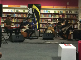 Ed Richards Quartet @Beckton Globe Library