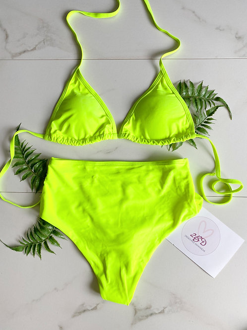 """""""Play It Safe"""" Two Piece Set (Light Green)"""