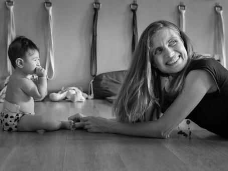 Entrevista con Anne Sobotta, Yoga Mamás y Bebés