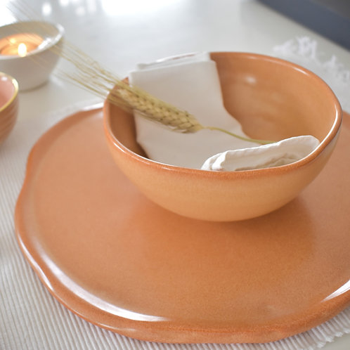 Organic soup bowl