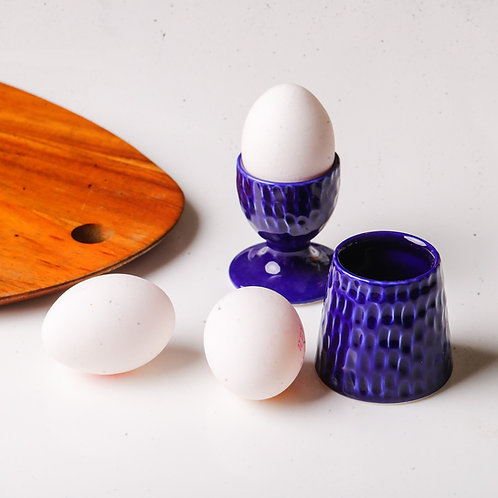 Navy Egg holder