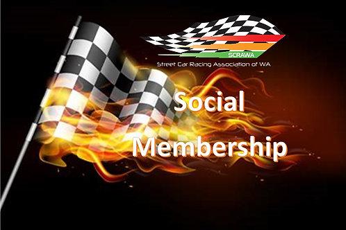 2020 Social Membership - register by Feb 29th to receive sponsor shirt