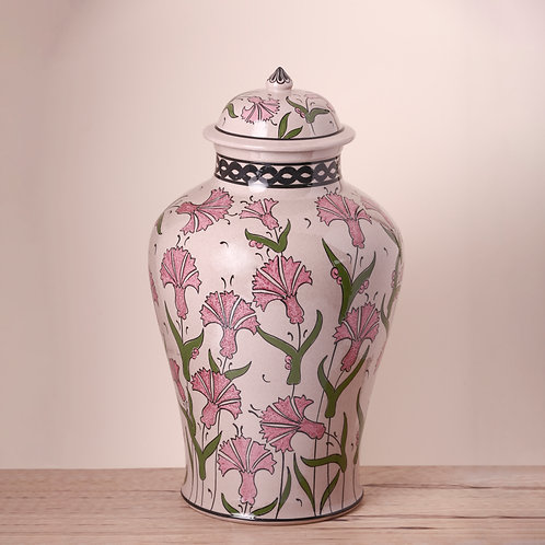 Iznik Ginger Jar