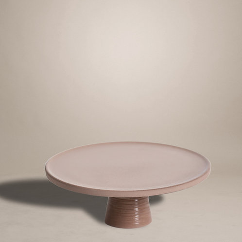 Textured Base Cake Stand