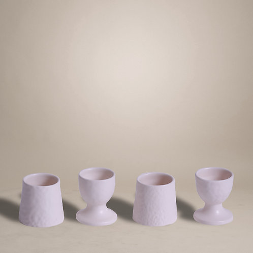 Matte Egg holder set