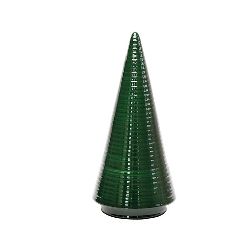 Christmas Tree Olive Green Ornament