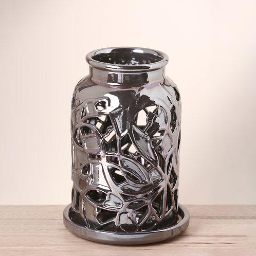 Medium Metallic Lantern
