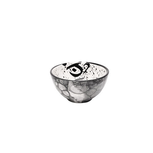 Arabic Calligraphy Bubble Effect Nut Bowls