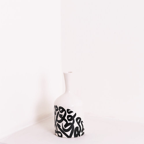 Small calligraphy vase