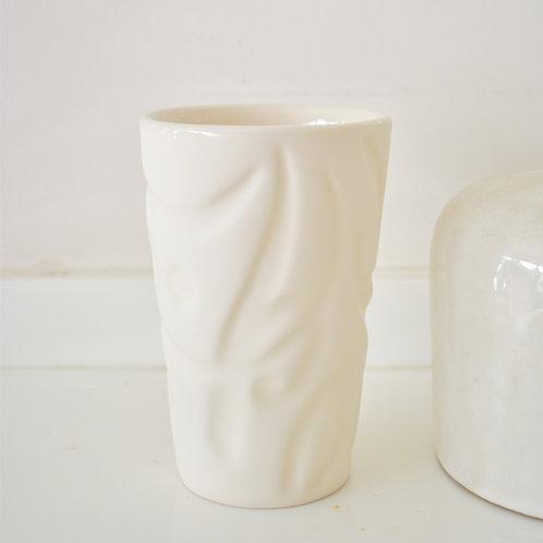 Matte Diwani engraved cup