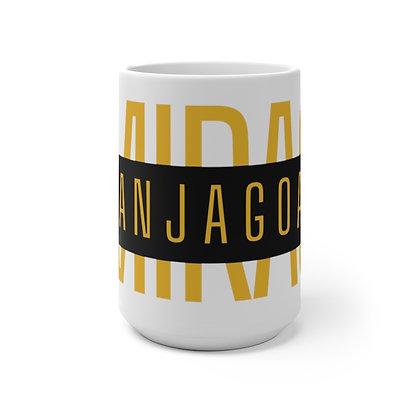 GANJA GOAT Color Changing Mug