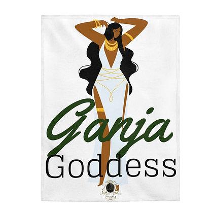 Ganja Goddess Blanket