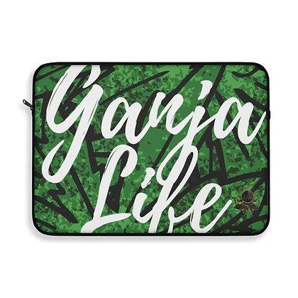 Ganja Life Laptop Sleeve