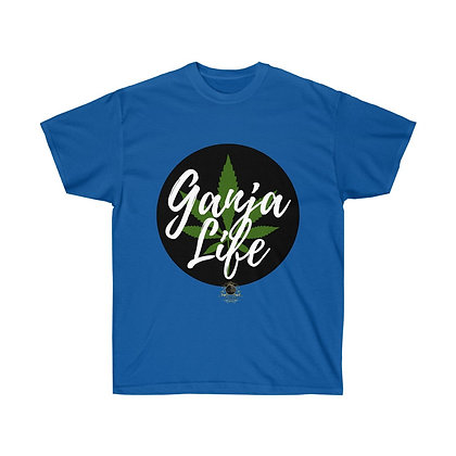 Ganja Life Ultra Cotton Tee