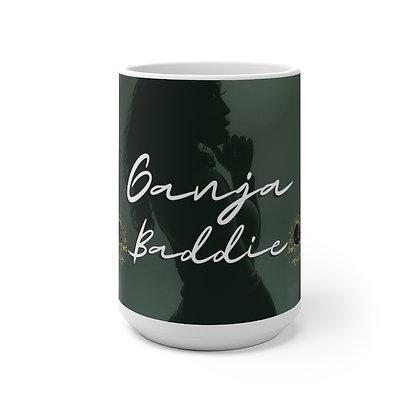 Ganja Baddie Color Changing Mug