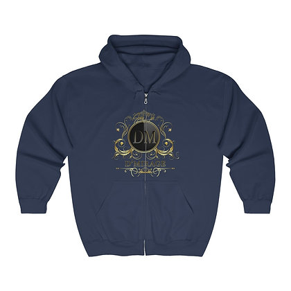 DMIRAGE Heavy Blend™ Full Zip Hooded Sweatshirt