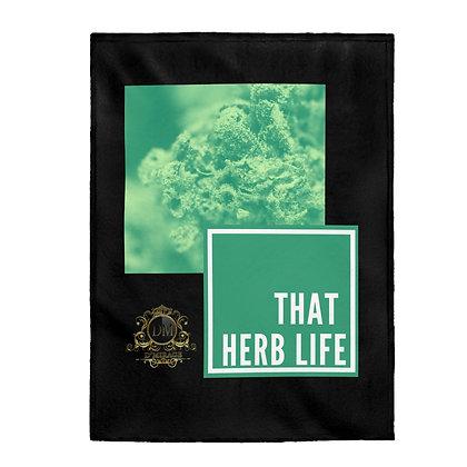 Herb Blanket